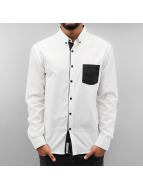 Cazzy Clang Camicia Lion II bianco