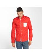 Cazzy Clang Camicia Quinn rosso