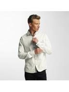 Cazzy Clang Camisa Squares blanco