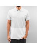 Cazzy Clang Camiseta polo Halvar blanco