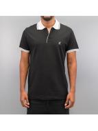 Cazzy Clang Camiseta polo Damp negro