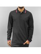 Cazzy Clang Camiseta polo Linz negro