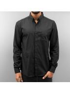 Cazzy Clang Hemd Basic schwarz