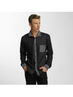Cazzy Clang Plaid *B-Ware* Shirt Black