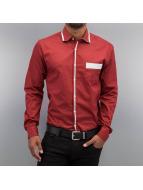 Cazzy Clang Kauluspaidat Cazzy Clang Lion III Shirt punainen