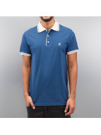 Cazzy Clang Koszulki Polo Damp niebieski