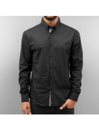 Paisley Shirt Black...