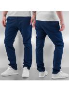 Cazzy Clang Pantalone chino Mehdi blu