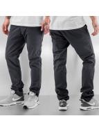Cazzy Clang Pantalone chino Basic grigio