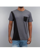 Pocket II T-Shirt Grey/B...