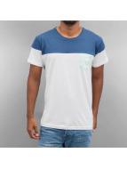 Pocket T-Shirt White/Blu...