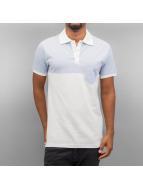 Cazzy Clang Poloshirt Two Tone blau