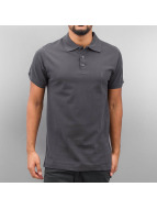 Cazzy Clang Poloshirt Classic grey