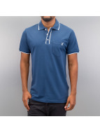 Cazzy Clang Poloshirts Damp II blå