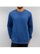 Cazzy Clang Honeycomb Sweatshirt Blue