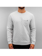 Cazzy Clang Pullover All X grau