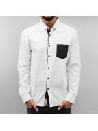 Cazzy Clang Shirt Lion II white