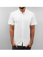 Cazzy Clang Skjorte Short Sleeves II hvid