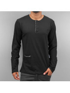 Square Longsleeve Black...