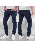 Cazzy Clang Straight Fit Jeans 1976 blau