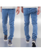 Cazzy Clang Straight fit jeans Baisc blauw