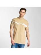 Cazzy Clang T-Shirt Bozeman beige