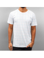 Cazzy Clang T-Shirt Checked III blanc