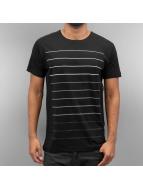 Cazzy Clang T-Shirt Super Stripes schwarz