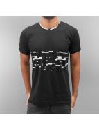 Cazzy Clang t-shirt Aik zwart