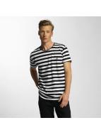 Cazzy Clang t-shirt Stripes *B-Ware* zwart