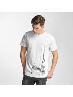 Cazzy Clang T-Shirts Berkeley beyaz