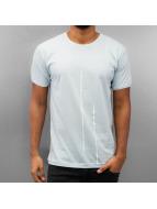 Cazzy Clang T-Shirty Two Stripes niebieski