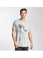 Cazzy Clang T-Shirty Boulder szary