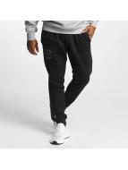 CHABOS IIVII Спортивные брюки Palazzo Taped черный