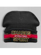 CHABOS IIVII Beanie International zwart