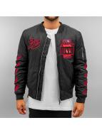 CHABOS IIVII Bomber jacket Haram Para black