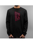 C-IIVII Sweatshirt Black...