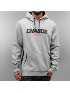 CHABOS IIVII Hoodies Velocity grå