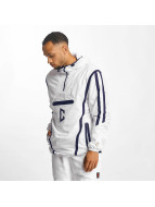 CHABOS IIVII Lightweight Jacket Half Zip white