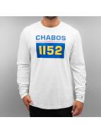 CHABOS IIVII Longsleeves Racing beyaz