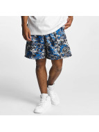 CHABOS IIVII Pantalón cortos Camo azul