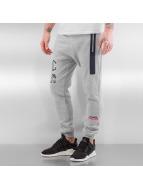 CHABOS IIVII Pantalone ginnico C-IIVII grigio