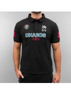 CHABOS IIVII Poloskjorter Ragazzi svart