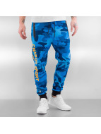 Rasiert Sweatpants Blue ...