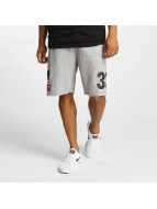 CHABOS IIVII Shorts Cut Off Football grigio