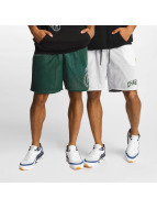 CHABOS IIVII Shorts Reversible Mesh grün