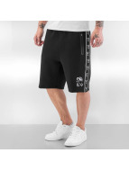 CHABOS IIVII Shorts Taped schwarz