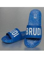 CHABOS IIVII Slippers/Sandalen IIVII blauw