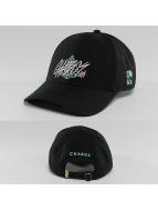 CHABOS IIVII Snapback Cap Pyramid black