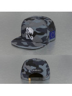 CHABOS IIVII Snapback Cap Militia mimetico